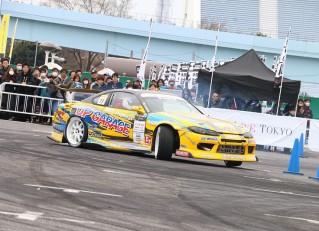 D1グランプリ:3/26〜27@お台場 田口和也選手