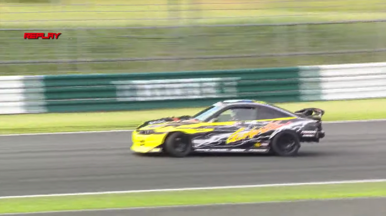 Formula Drift Japan Rd.3 Fuji Youtube レポート