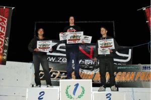 2015 シリーズ表彰式